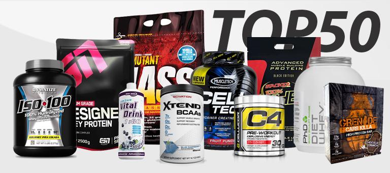 Top 50 Brands